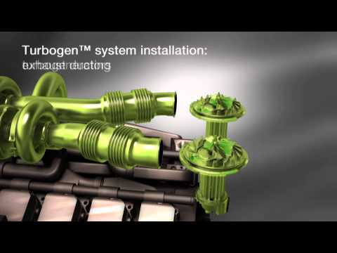Bowman Power Group - unique Electric Turbo Compounding technology