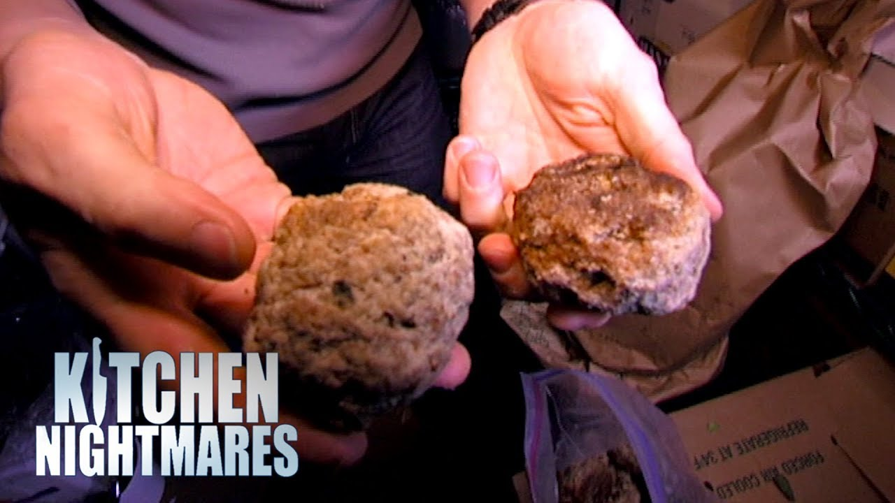 """It Looks Like A Camel's Turd"" 