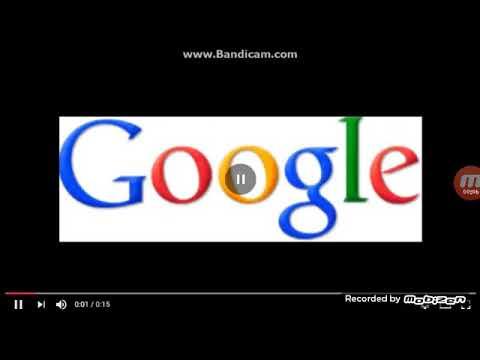 Google logo history (1996 - 2016) updated