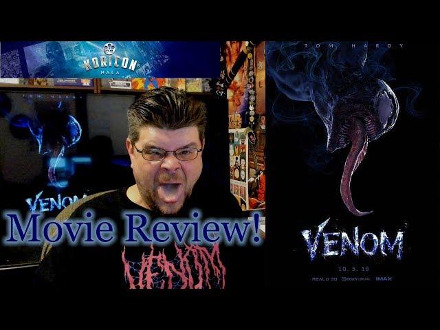 🔵🎥 Venom - Movie Review!