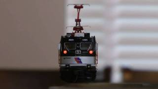 HO Scale NJ Transit