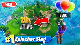 Neuer 1vs1 Ballon Race Spielmodus in Fortnite 🏁