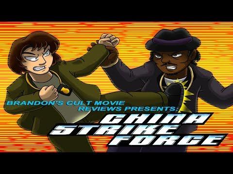 Brandon's Cult Movie Reviews: CHINA STRIKE FORCE