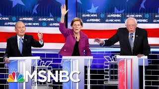 Claire McCaskill: Las Vegas Debate Was 'A Presidential Version Of 'Survivor'' | MSNBC