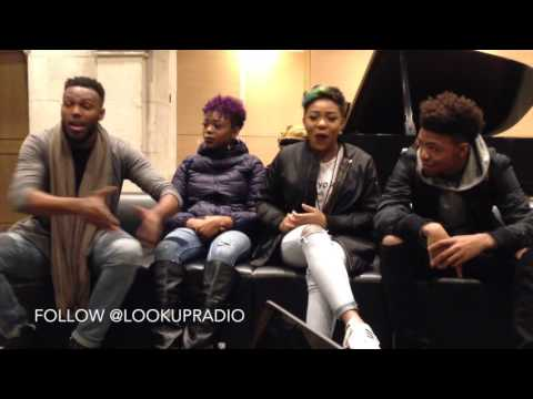 The Walls Group - Interview - Look Up Radio