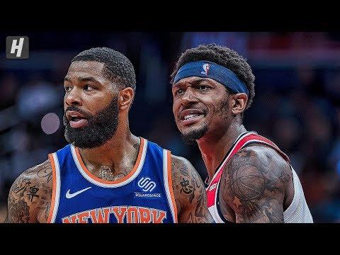 Washington Wizards vs New York Knicks - Full Game Highlights | October 11, 2019 | 2019 NBA Preseason