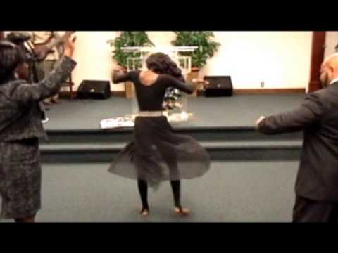 BOLD Shekinah Glory JesusPraise Dance