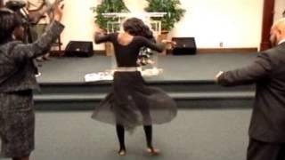 B.O.L.D Shekinah Glory Jesus-Praise Dance