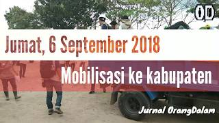 OrangDalam jadi relawan Lombok Bangun Kembali (Part-2)