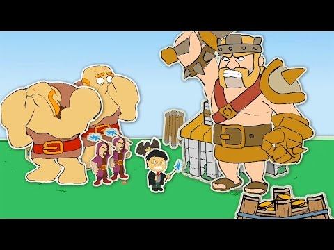 Clash Of Clans-