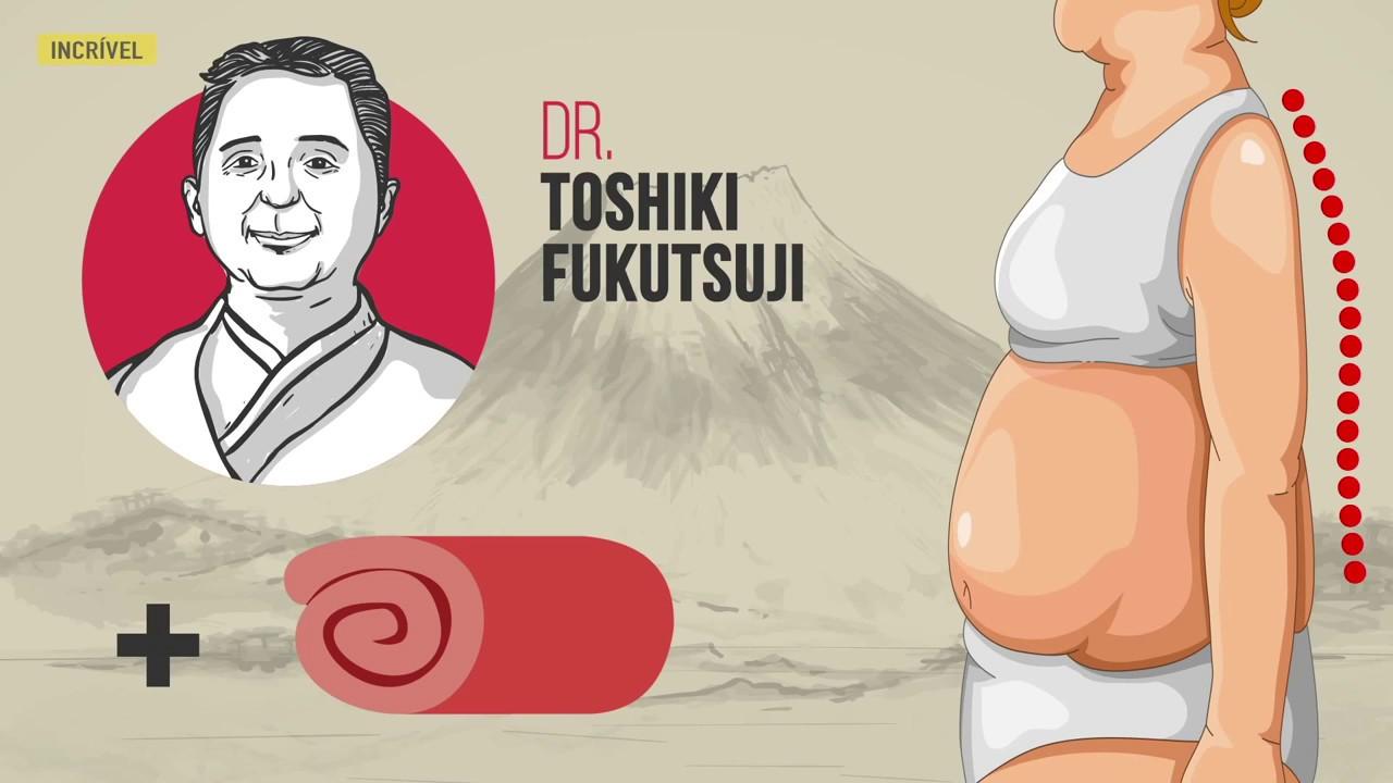 Tecnica japonesa para bajar de peso