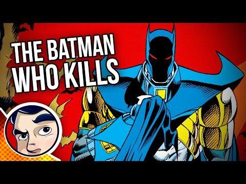 Azrael The Batman Who Kills - Know Your Universe 2.0
