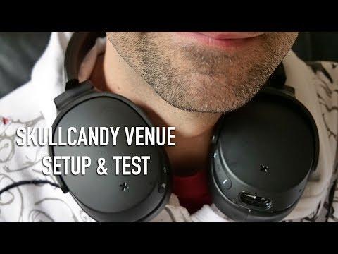 Skullcandy Venue | Best Value Noise Cancelling Headphones