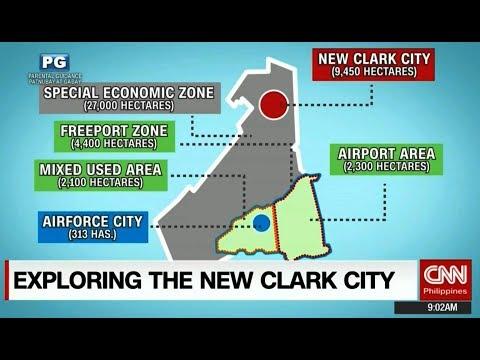New Clark City, Philippines