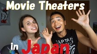 5 Odd things about Movie Theaters in Japan
