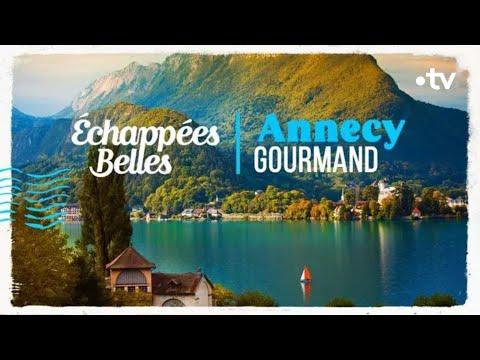 Annecy gourmand - Échappées belles