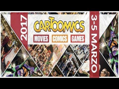 [Speciale fiere] Cartoomics 2017, fumetti, figure, videogiochi a Milano, la mia visita