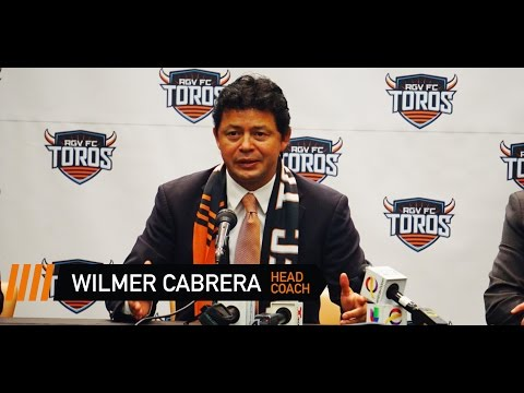 RGVFC Wilmer Cabrera HeadCoach Presentation Houston Dynamo
