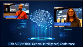 12th AGI Conference: OpenCog, Dr. Ben Goertzel and Dr. Nil Geisweiller