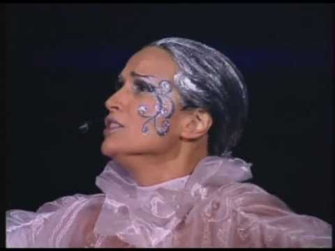 Fifth Element Diva song - full version. SINGING - EVGENIA LA