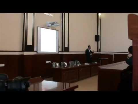 """""""Akademik Hüquqi Yazı"""" - Altay Mustafayev"""
