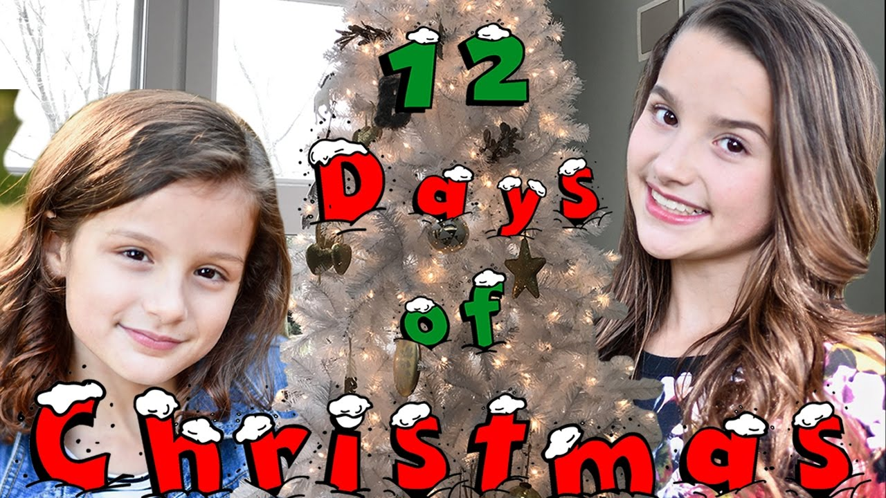 12 Days of Christmas | Day 1 | Bratayley - YouTube