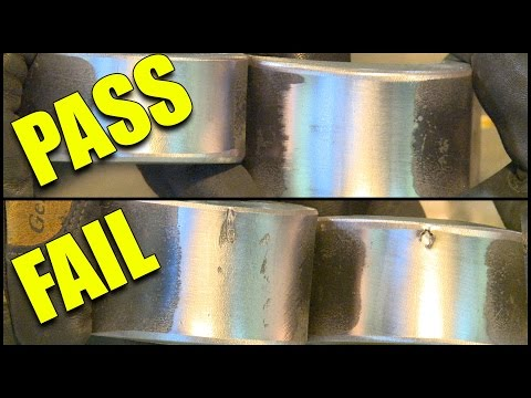 🔥 Tips to Pass a 1G Stick Weld and BEND TEST