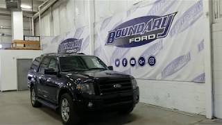 Preowned 2010 Ford Expedition Limited W/ 5.4L V8, Leather, DVD Overview | Boundary Ford