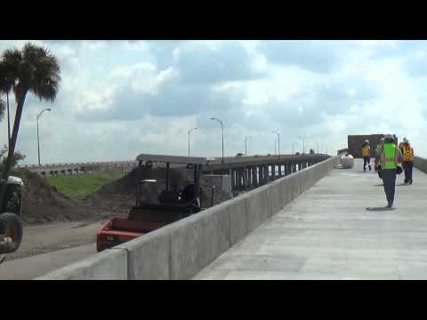 Courtney Campbell Causeway Bicycle & Pedestrian Trail