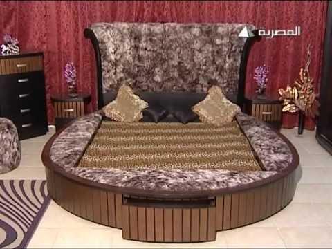 غرف نوم مودرن دائريه معرض مهندس ياسر العوضى دمياط       YouTube