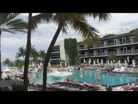Ritz Carlton South Beach Review & Yoga