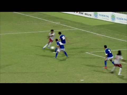 2016 OFC NATIONS CUP | New Caledonia vs Samoa