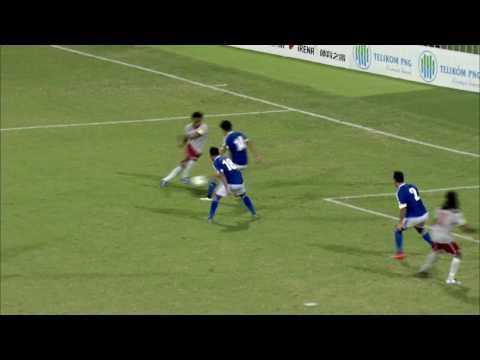 2016 OFC NATIONS CUP | New Caledonia vs Samoa