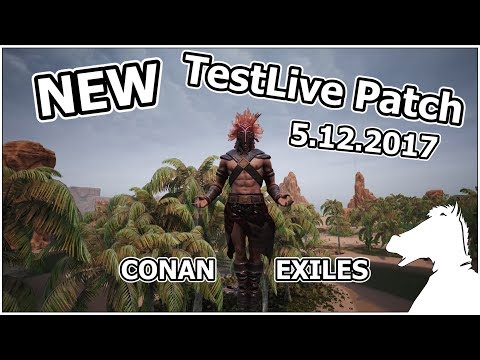 Testlive Patch 5122017 Conanexiles