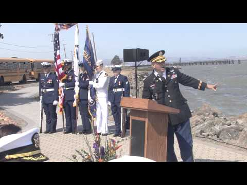 69th Commemoration of The Port Chicago Naval Magazine explosion July 20, 2013 (part 4 of 10)