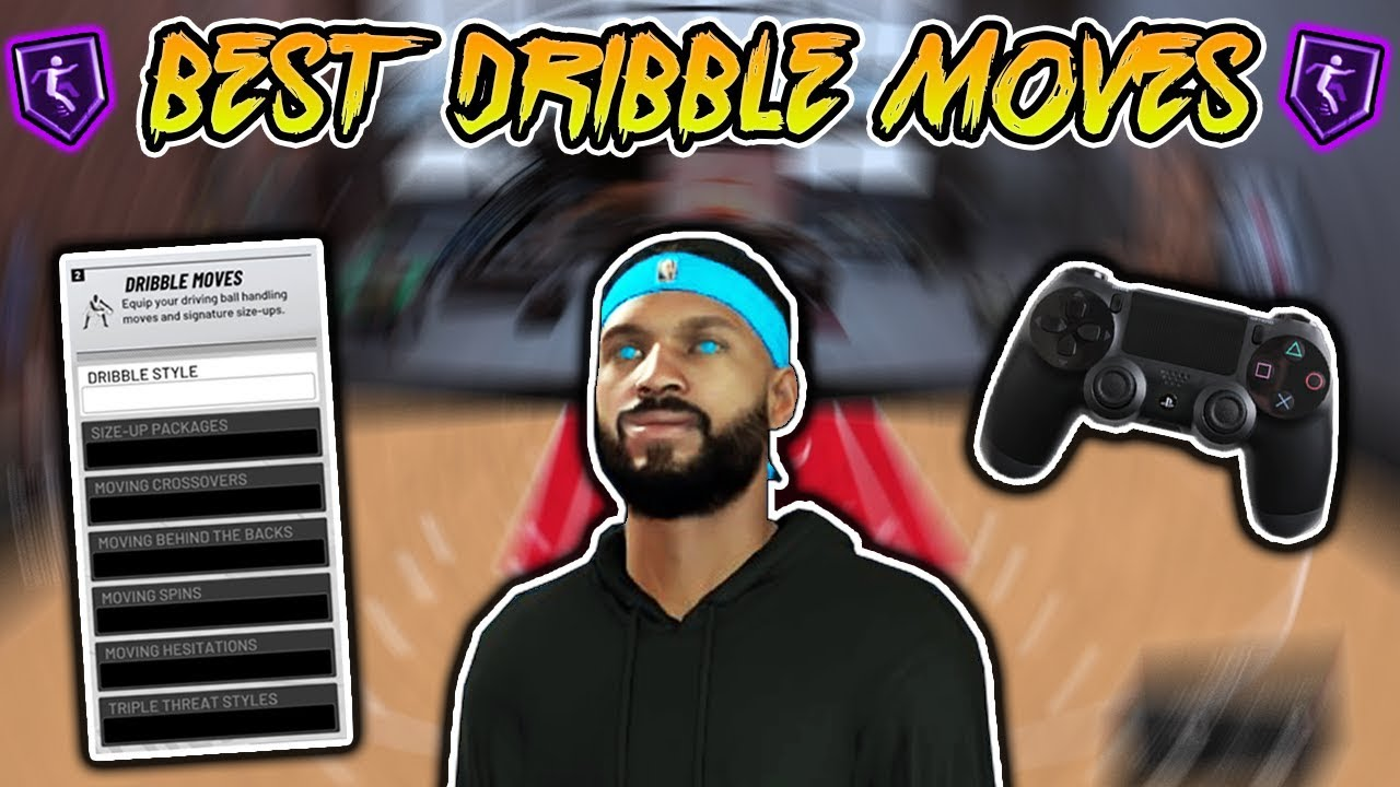 Best Dribble Moves *UPDATED*
