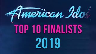 American Idol Top 10 Finalists Season 17 | Live Show Results 2019