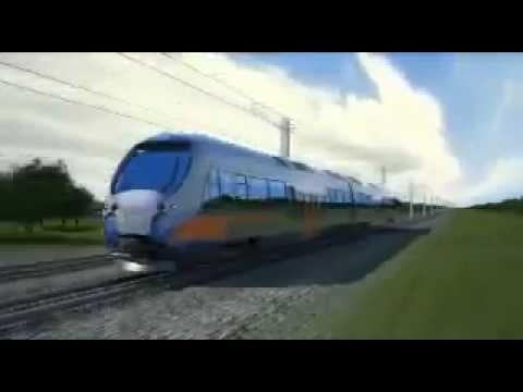 Train Express du Tunis - Kef