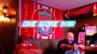 ONE MORE GAME!!!! LIVERPOOL FAN REACTIONS: Firmino, Phillips, Chamberlain Goals | BURNLEY 0 LFC 3 screenshot 4