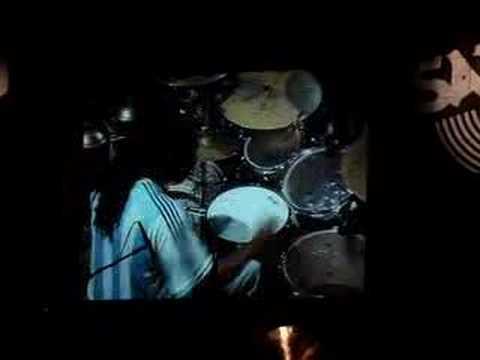 Will Calhoum drum solo clinic sabian from argentina 22-09-07