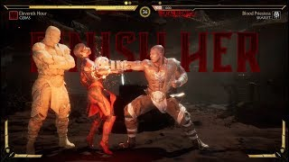 Mortal Kombat 11 REVEAL - Exclusive Gameplay!