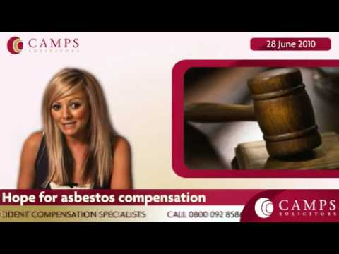 Hope for asbestos compensation claims