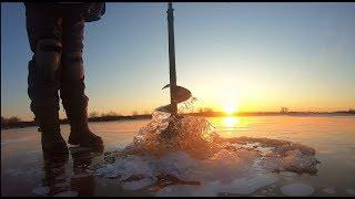Ловля чебака зимой winter fishing