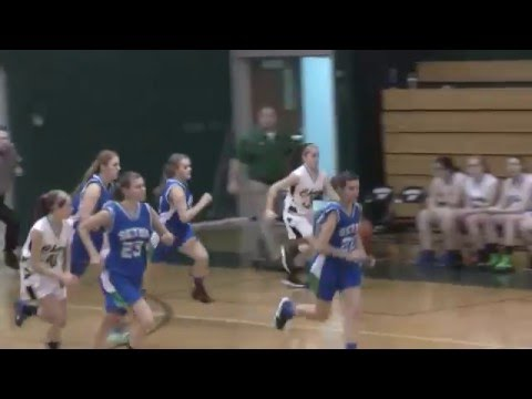 Chazy - Seton Catholic Girls  1-13-16