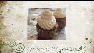 Exploring My Culinary Roots - Cream Cheese Frosting Without Powdered Sugar (recipe Down Below!)
