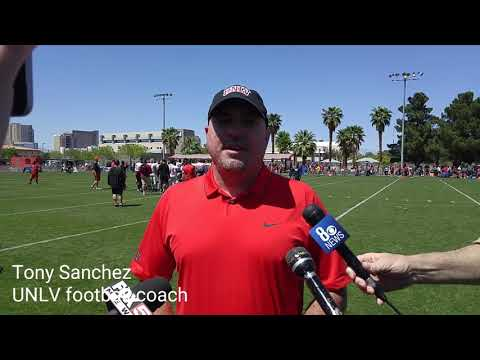 UNLV reaction to spring football game