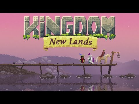 [LIVE] Kingdom: New Lands! Amber Queen of Charity (Nintendo Switch)