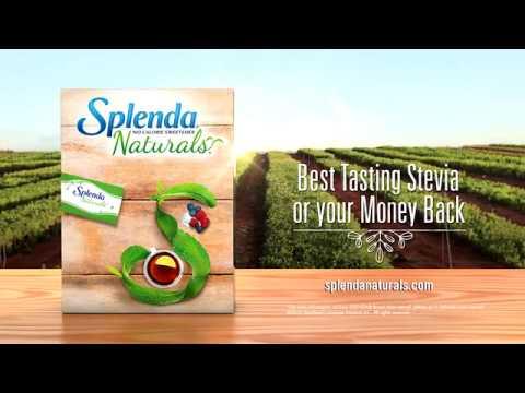 SPLENDA® Naturals Inside Every Box