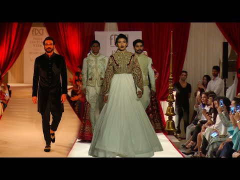 Arjun Rampal For Rohit Bal | India Couture Week 2017