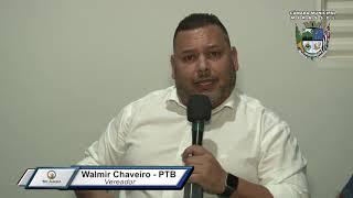 6ª S.Ordinária - Walmir Chaveiro